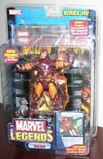 Marvel Legends Iron Man Series 8