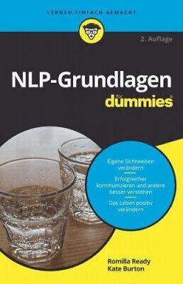 Grundlagen (NLP-Grundlagen für Dummies von Romilla Ready; Kate Burton (Buch) NEU)