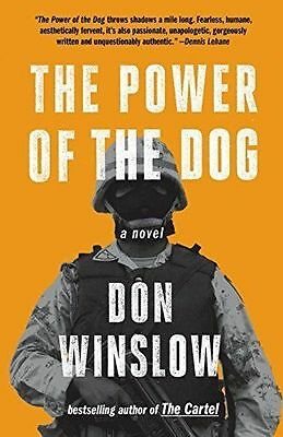 The Power Of The Dog By Don Winslow  Paperback  Brand New