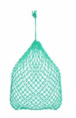 Nylon Hay Net - Tealk Poly Knotted Nylon Rope SUPER Slow Feed Hay Net Bag with Draw String