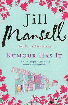 Rumour Has It,Jill Mansell- 9780755328192
