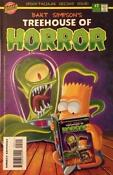 Simpsons Treehouse of Horror Comic