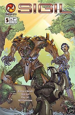 Sigil Nr.5 / 2002 CrossgGen Comics / Infinity Verlag