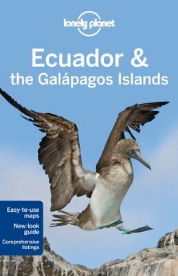 Lonely Planet Ecuador the Galapagos Islands Travel Guide