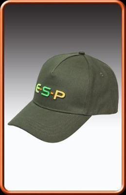 Brand New ESP Carp Gear Fishing Baseball Cap