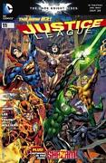 Justice League 11 Variant