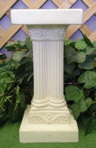 Plaster Pedestal Ebay