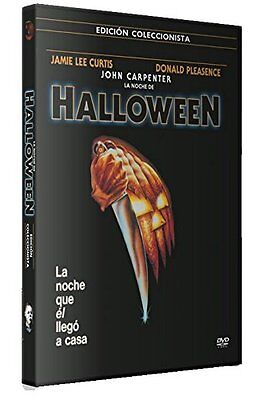 HALLOWEEN (1978) **Dvd R2** Special Collector's Edition Jamie Lee Curtis - Halloween 2 1978