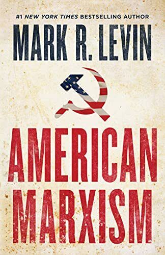 American Marxism by Mark R. Levin English Hardcover Book Free Shipping 2021