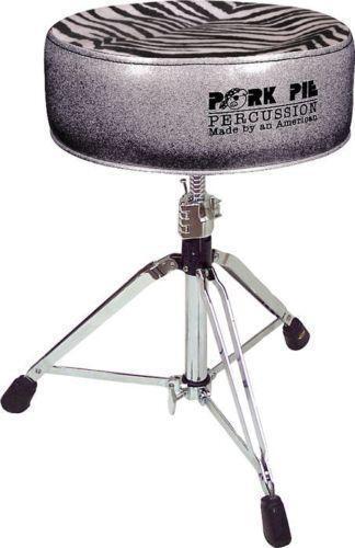 pork pie drum throne ebay. Black Bedroom Furniture Sets. Home Design Ideas