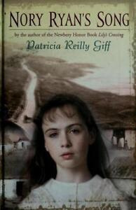 *Like New* Nory Ryan's Song by Patricia Reilly Giff