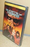 Ghosts of Mars DVD
