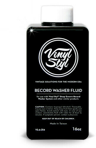 Vinyl Styl Record Washer Fluid 16oz