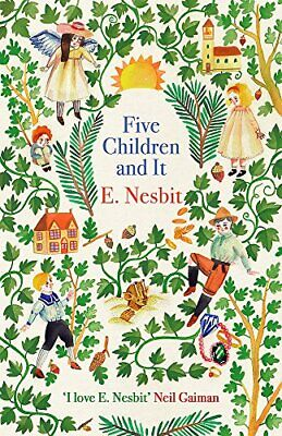 Five Children and It (The Psammead Series) New Paperback Book