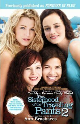The Sisterhood of the Traveling Pants 2 by Brashares, Ann Book The Cheap Fast