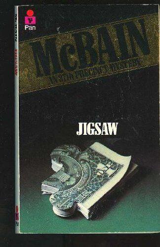 Jigsaw By Ed McBain. 9780330231725
