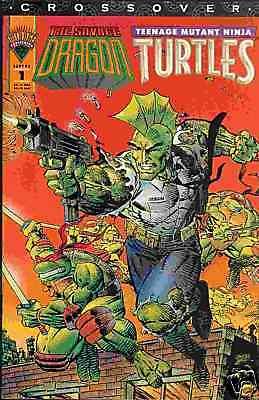 Savage Dragon / Teenage Mutant Ninja Turtles # 1 (USA)