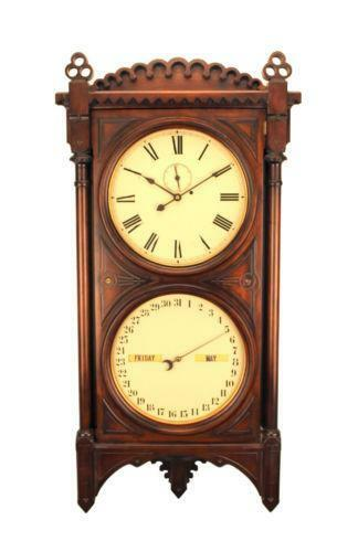 how to set a seth thomas tide clock