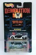Hot Wheels Demolition Man