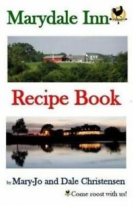 Marydale Inn Recipe Book by Christensen, Dale -Paperback