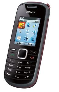Nokia 1661 Cell Phone - LIKE NEW!