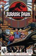 Jurassic Park Comic