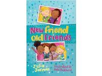 New Friend Old Friends by Julia Jarman (Author)
