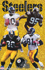 Jerome Bettis Pittsburgh Steelers NFL Posters