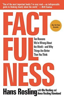 Factfulness  Ten Reasons Were Wrong About The World  And Why Things Are Bett