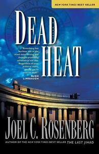 Dead Heat  by Rosenberg, Joel C.