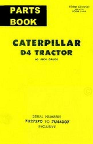 Caterpillar D4 7u Ebay border=