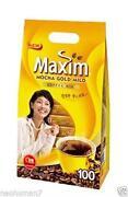 Maxim Instant Coffee