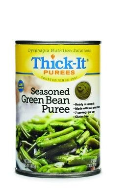 Thick-it Seasoned Green Bean Puree, 15 Oz Cans, Case Of 1...