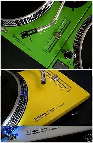 Custom Technics 1210: DJ Decks/Turntables | eBay