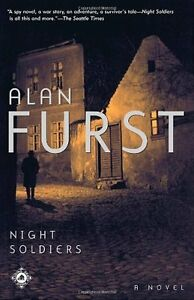 Alan Furst's 'Night Soldiers'