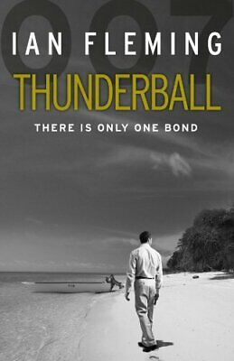 Thunderball (James Bond 007) by Fleming, Ian Book The Fast Free Shipping