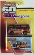 Matchbox VW Bus