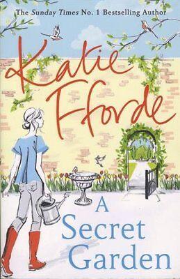 A Secret Garden,Katie Fforde- 9781780890883