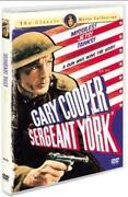 Sergeant York DVD