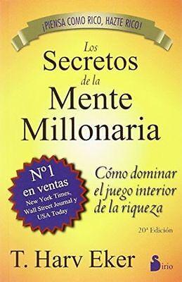 Los Secretos de la Mente Millonaria (Spanish, Paperback)