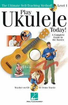 Play Ukulele Today  - Level 1  Play Today Plus -