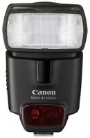 Canon 430EX II Speedlite TTL Shoe-Mount Flash for Canon EOS DSLR