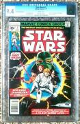 Star Wars Comics CGC