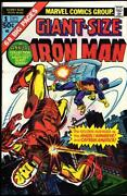 Giant Size Iron Man 1