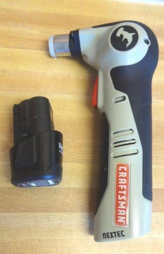 Craftsman nextec power tools ebay for Who makes power craft tools