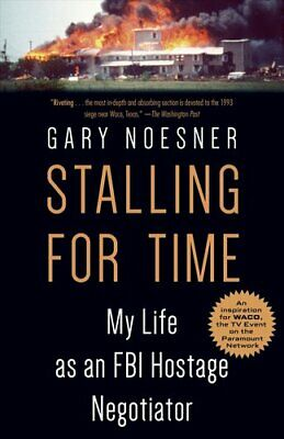 Stalling For Time by Gary Noesner 9780525511281 | Brand New | Free US Shipping