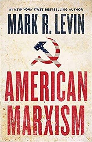 American Marxism Hardcover  PRE-ORDER