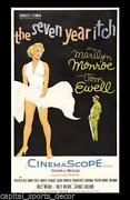 Marilyn Monroe Movie Poster