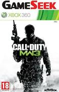 Call of Duty Modern Warfare 3 Xbox 360 New