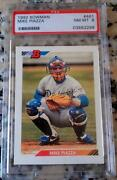 1992 Bowman Mike Piazza